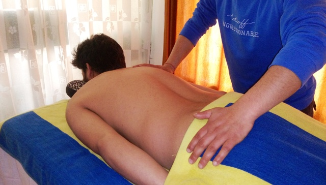 Body Massage in Dharamshala