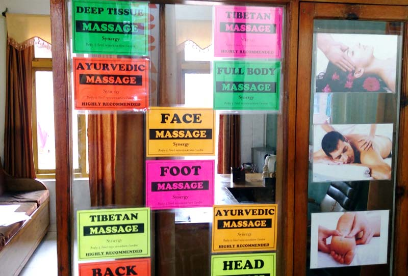 Massage Courses Center Dharamsala